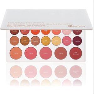 BH Nouveau Neutrals 26 Color Shadow &Blush Palette
